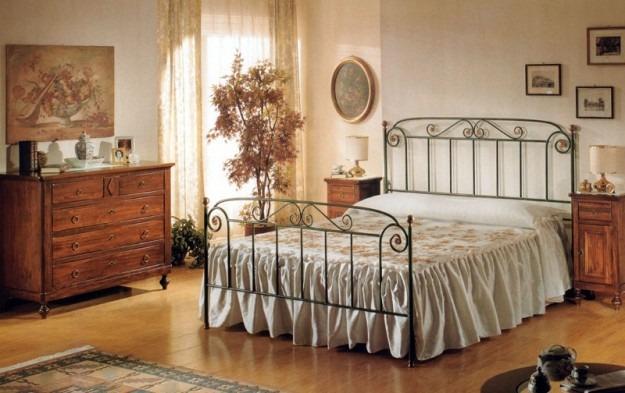 Complementi d 39 arredo rustici camera da letto spoglia o ricca - Arredamento casa rustica ...