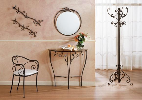 Complementi d 39 arredo rustici legno ferro battuto ceramica for Accessori d arredo casa