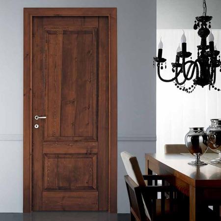 Porte e finestre rustiche legno massello pino e abete for Finestre per case in stile artigiano