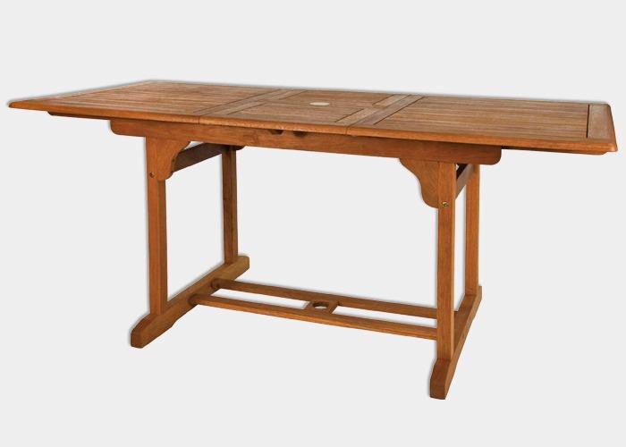 Tavoli rustici da giardino grandi dimensioni legno massello - Tavoli rustici in legno ...