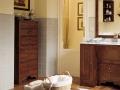 mobili bagno rustico
