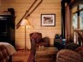 soggiorno rustico