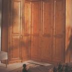 armadio rustico