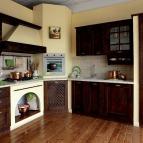 pavimenti cucina rustica