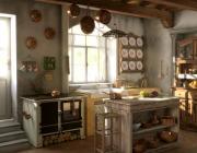 Accessori cucina rustica