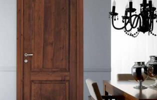 Porte e finestre rustiche